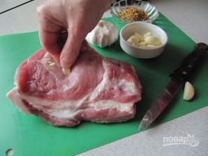 Мясо в пароварке - фото шаг 2