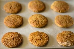 Котлеты без мяса в духовке - фото шаг 9