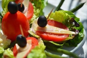Салат-сендвич - фото шаг 5
