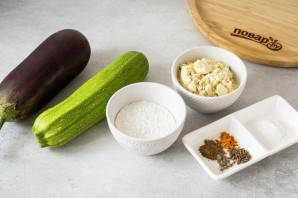 Пакоры овощные - фото шаг 1