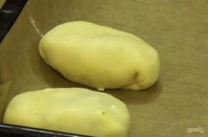 Пирожки из хрущевского теста - фото шаг 5