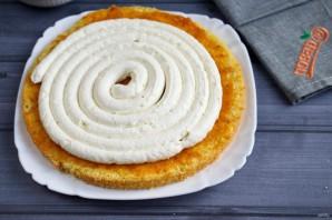 Торт на Новый год Кабана - фото шаг 10