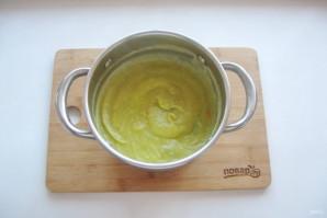 Диетический суп-пюре из кабачков - фото шаг 10