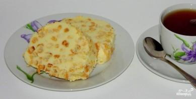 "Торт ""Слоеное полено"" - фото шаг 8"