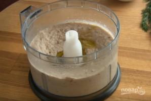 Закусочные пирожные из сельди - фото шаг 2