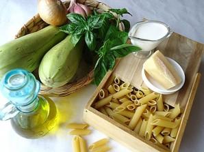 Макароны с кабачками - фото шаг 1