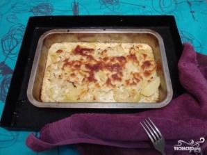 Картофельно-капустная запеканка - фото шаг 6