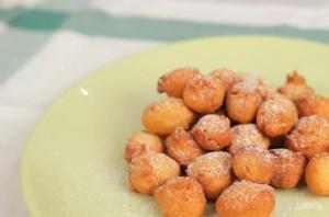 Пончики с тыквой - фото шаг 3