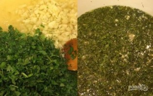 Зеленый перец в масле - фото шаг 6