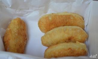 Пирожки с капустой - фото шаг 10