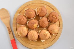 Апельсиновые маффины - фото шаг 10