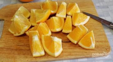 Варенье из клюквы с апельсинами - фото шаг 2