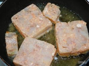 Жареная рыба с щавелевым соусом - фото шаг 6