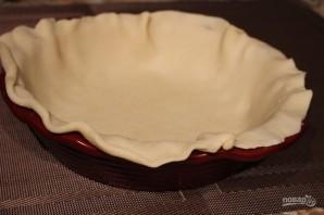 Итальянский пирог с ветчиной и овощами - фото шаг 7