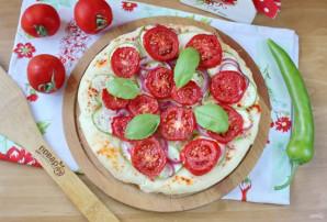 Испанская пицца - фото шаг 11