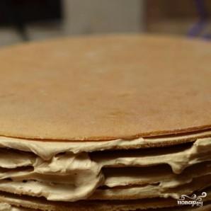 Медовый торт - фото шаг 13