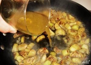 Суп-пюре из баклажана - фото шаг 6