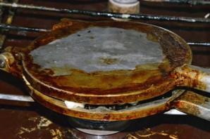 Печенье в вафельнице - фото шаг 8