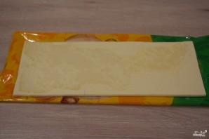 Штрудель с яблоками из слоеного теста - фото шаг 1