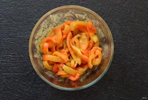 Маринованный перец с горчицей - фото шаг 5
