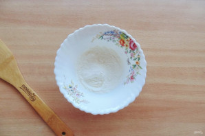 Виноградный кисель - фото шаг 6