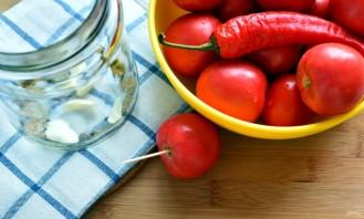 Маринованные помидоры сладко-острые - фото шаг 3