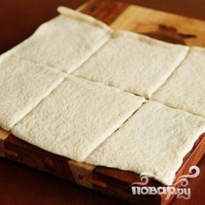 Лепешки с говяжьим фаршем и сыром - фото шаг 3