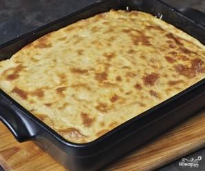 Мусака с баклажанами и картофелем - фото шаг 10