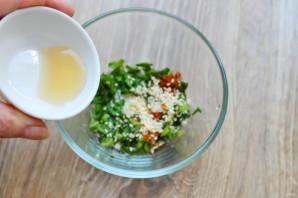Китайский картофельный салат - фото шаг 11