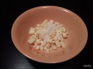 Еврейская закуска в яйце - фото шаг 2