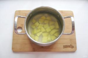 Диетический суп из индейки - фото шаг 4