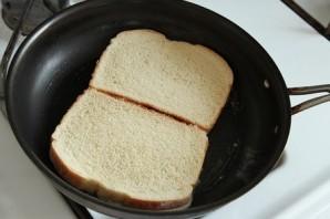 Сэндвич с сыром  - фото шаг 2