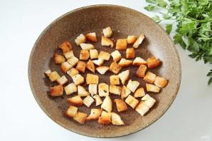 Суп с курицей, рисом и плавленым сыром - фото шаг 8