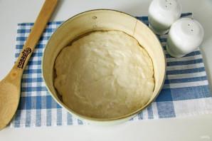 Пирог с картошкой и луком в духовке - фото шаг 8