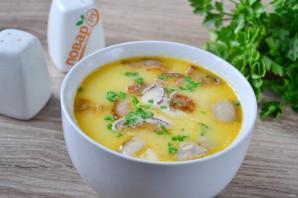 Суп со шкварками - фото шаг 11