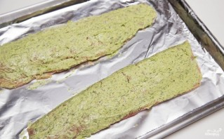 Филе лосося запеченное с зеленью - фото шаг 3