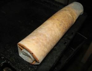 Малиновый бисквит - фото шаг 4