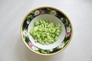 Холодный щавелевый суп - фото шаг 6