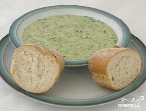 Суп с сыром и цукини - фото шаг 2