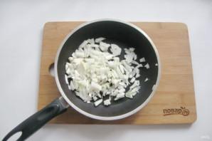 Солянка с солеными грибами - фото шаг 2