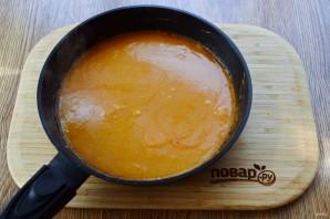 Говядина с соусом Эспаньоль - фото шаг 6