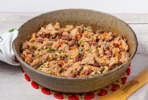 Буррито из индейки на завтрак - фото шаг 5