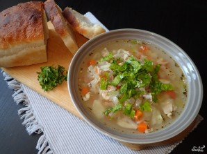 Вкусные щи из свежей капусты - фото шаг 5