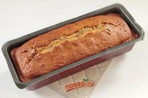 Пирог из тыквы с орехами - фото шаг 8