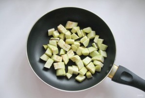 Салат с помидорами и баклажанами - фото шаг 1