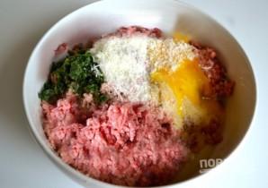Тефтельки из говяжьего фарша с сыром в томатном соусе - фото шаг 4