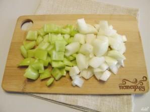 Лобио из красной фасоли (классический рецепт) - фото шаг 3