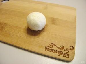 """Плавленый сыр с чесноком """"Мандаринки"""" - фото шаг 4"""