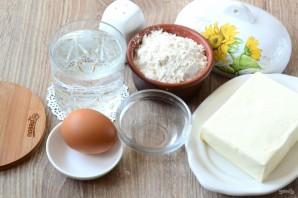 Слоеное тесто быстрого приготовления - фото шаг 1