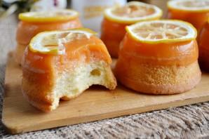 Лимонные пирожные Сансы Старк - фото шаг 15